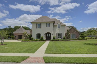 Thibodaux Single Family Home For Sale: 106 Grand Lakes Drive