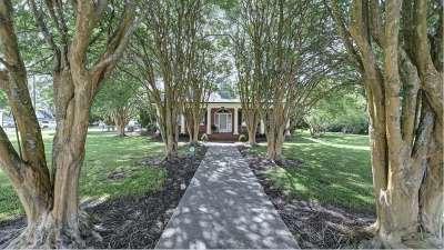 Thibodaux Single Family Home For Sale: 605 Canal Boulevard