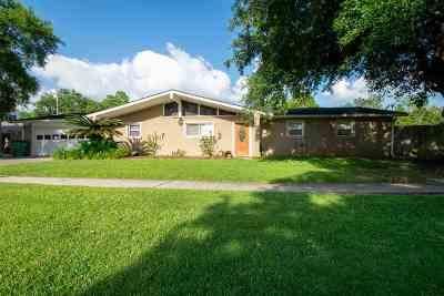 Morgan City Single Family Home For Sale: 916 Walnut Drive