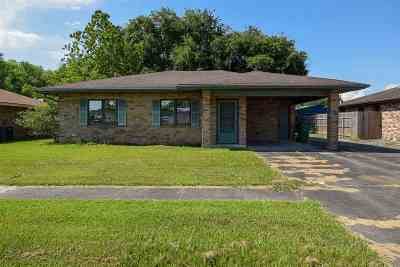 Morgan City Single Family Home For Sale: 3005 Roderick Street