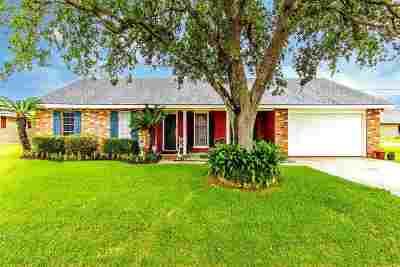 Thibodaux Single Family Home For Sale: 1315 Park Drive