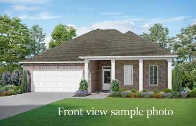 Thibodaux Single Family Home For Sale:  Waverly Road