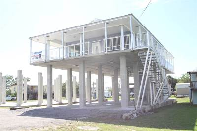 Grand Isle, Fourchon Single Family Home For Sale: 2991 La Hwy 1