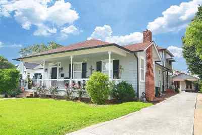 Houma Single Family Home For Sale: 870 School Street