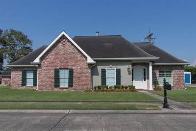 Houma Single Family Home For Sale: 115 Thacker Drive