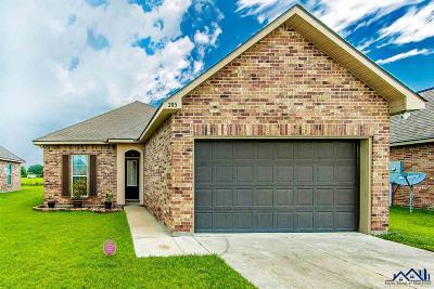 Thibodaux Single Family Home For Sale: 205 Southern Circle