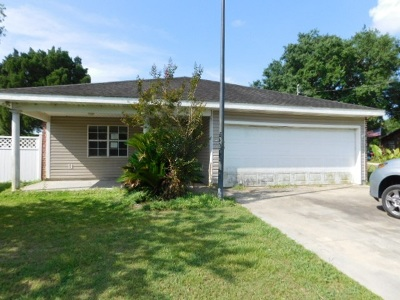 Thibodaux Single Family Home For Sale: 1248 Highway 308