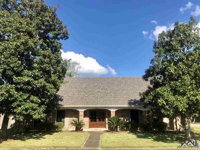 Houma Single Family Home For Sale: 213 Midland Drive