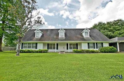 Thibodaux Single Family Home For Sale: 1964 Highway 308