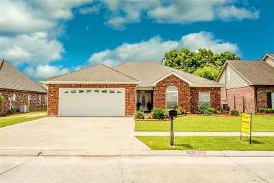Houma Single Family Home For Sale: 212 Tulip Drive