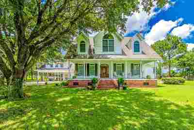 Schriever Single Family Home For Sale: 528 St George Road