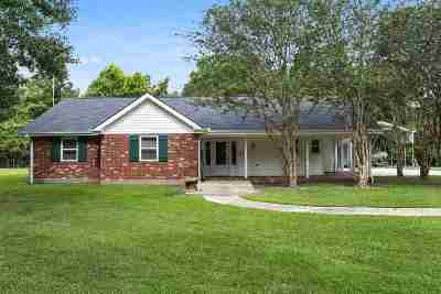 Bourg Single Family Home For Sale: 4410 C Country Drive