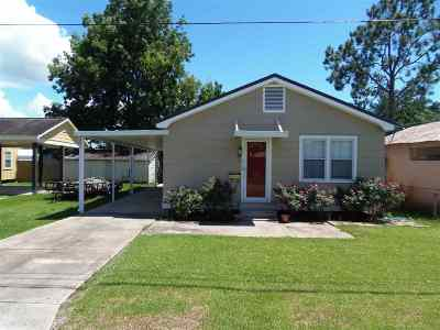 Thibodaux Single Family Home For Sale: 512 Maple Street