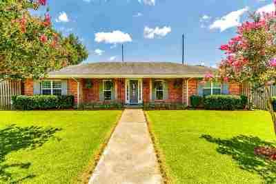 Houma Single Family Home For Sale: 109 Mike Street
