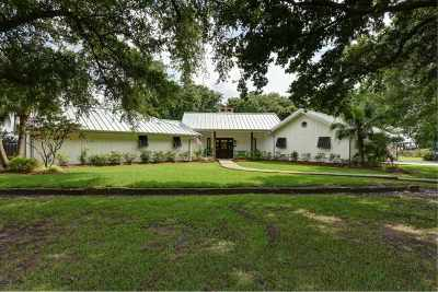 Thibodaux Single Family Home For Sale: 2553 Highway 1