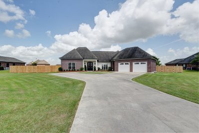 Thibodaux Single Family Home For Sale: 607 North Canal Boulevard