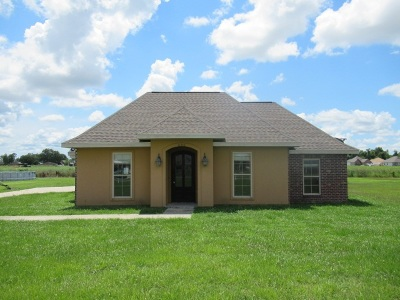 Thibodaux Single Family Home For Sale: 555 Waverly Road