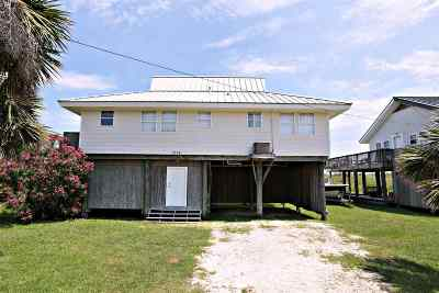 Grand Isle, Fourchon Single Family Home For Sale: 3354 La Hwy 1