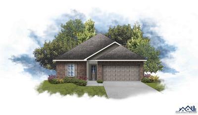 Thibodaux Single Family Home For Sale: 226 Colony Station