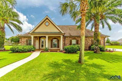 Houma Single Family Home For Sale: 1604 Harvest Drive