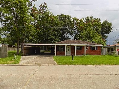Patterson Single Family Home For Sale: 403 Broussard Street