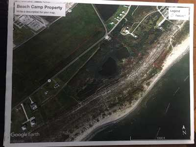 Grand Isle, Fourchon Residential Lots & Land For Sale:  Highway 1