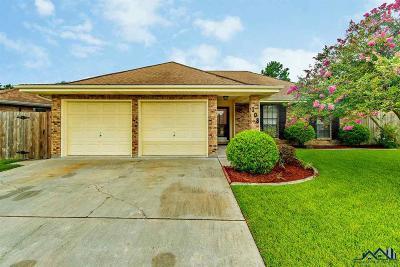 Houma Single Family Home For Sale: 108 Coachman Drive