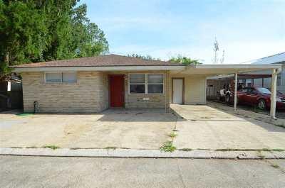 Houma Single Family Home For Sale: 224 Helen Street