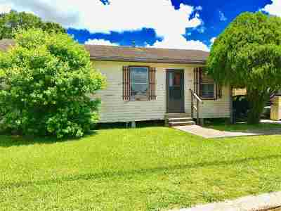 Houma Single Family Home For Sale: 142 Dixie Avenue