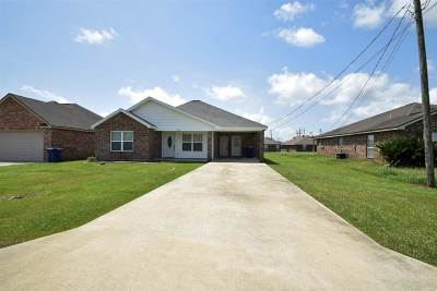 Patterson Single Family Home For Sale: 304 Charlotte Drive