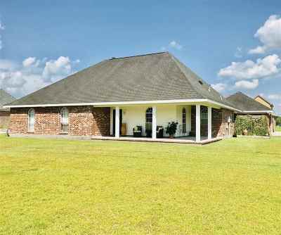 Thibodaux Single Family Home For Sale: 104 Autumn Ridge Drive