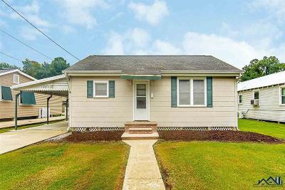 Thibodaux Single Family Home For Sale: 1531 Himalaya Avenue