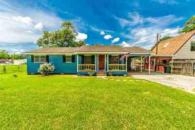 Houma Single Family Home For Sale: 300 Caddo Street