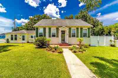 Thibodaux Single Family Home For Sale: 113 Lafaye Avenue