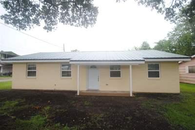 Houma Single Family Home For Sale: 401 Jean Street