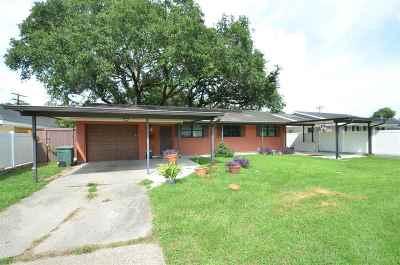 Houma Single Family Home For Sale: 5 Houston Avenue