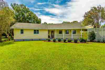 Schriever Single Family Home For Sale: 125 St George Road