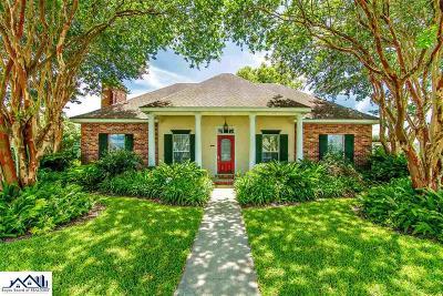 Houma Single Family Home For Sale: 192 Aubrey Drive