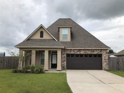 Thibodaux Single Family Home For Sale: 123 Laverne Drive