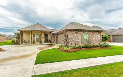 Thibodaux Single Family Home For Sale: 227 Waverly Road