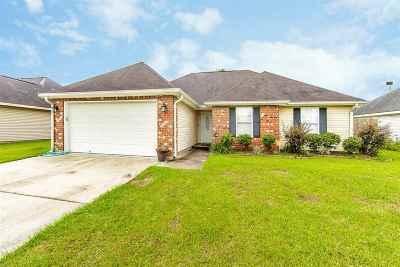 Houma Single Family Home For Sale: 338 Baptiste Circle