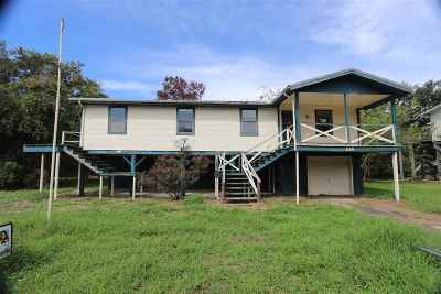 Grand Isle, Fourchon Single Family Home For Sale: 214 Santiny Lane