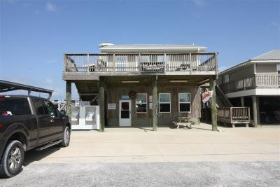 Grand Isle, Fourchon Commercial For Sale: 1018 A/B & 1019 La Hwy 1