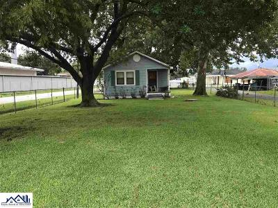 Cut Off Single Family Home For Sale: 15374 West Main Street