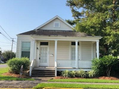 Thibodaux Single Family Home For Sale: 204 East 5th Street