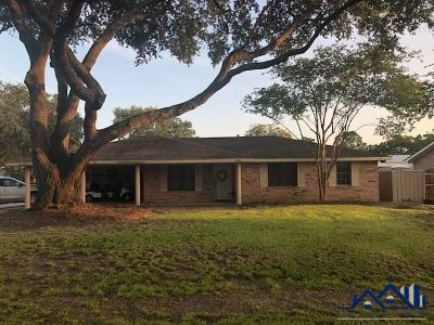 Larose Single Family Home For Sale: 196 Jason Street
