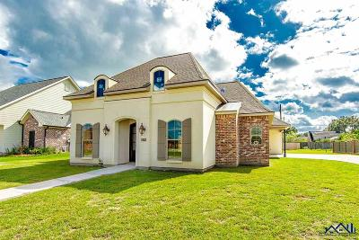 Thibodaux Single Family Home For Sale: 209 New Hope Drive
