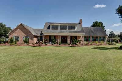 Thibodaux Single Family Home For Sale: 222 Abigail Drive