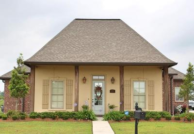 Thibodaux Single Family Home For Sale: 109 Margie Street