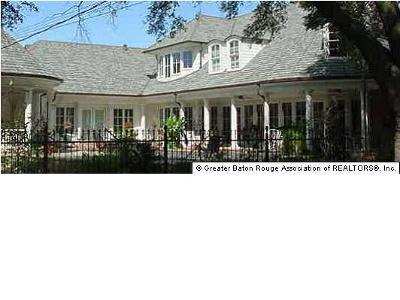 Donaldsonville Single Family Home For Sale: 212 Iberville St